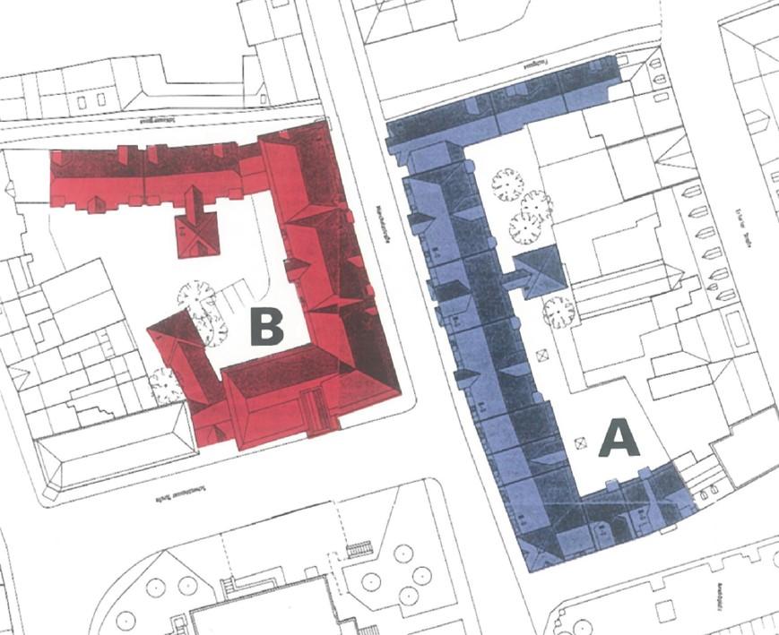 Revitalisierung Victoria-Quartier in Gotha