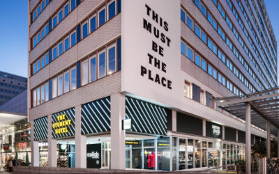 THE STUDENT HOTEL –  Welcome to Dresden